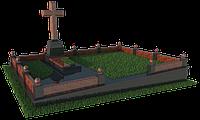 Памятник из гранита  П - С 182
