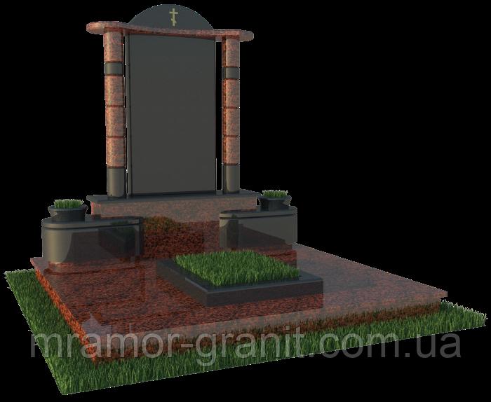 Памятник из гранита  П - С 186