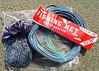 """Рыболовная сеть Финка """"Fishing-net"""" Ø 30мм одностенка"""