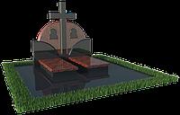 Памятник из гранита  П - С 197