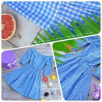 Хлопковое платье АМС-004.052