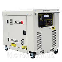 Дизельная электростанция Matari MDА-7500Е