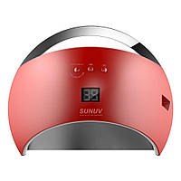 UV /LED лампа SUN 6 для ногтей 48 W, Интеллектуальная защита от перегорания диодов