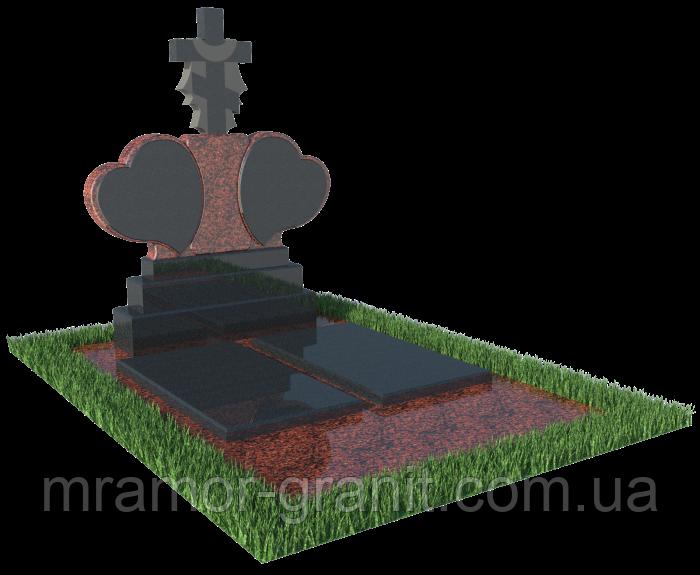 Памятник из гранита  П - С 206