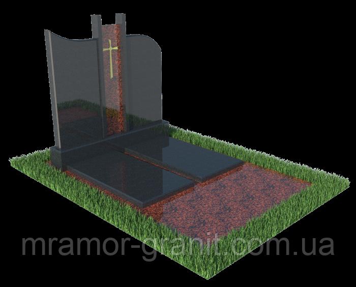 Памятник из гранита  П - С 207