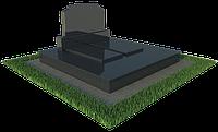 Памятник из гранита  П - С 208