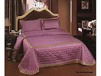 Покрывало Arya 250Х260 Marbella фиолетовое