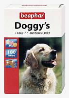 Doggy's Mix ласощі з таурином і біотином, печінкою і протеїном в одній пачці Beaphar