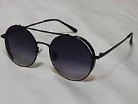 Солнцезащитные очки круглые с боковой защитой, Dior 751159