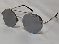 Солнцезащитные очки круглые с боковой защитой, Dior 751160
