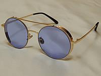 Солнцезащитные очки круглые с боковой защитой, Dior 751162