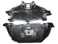 Тормозные дисковые колодки передние AUDI / VW (с органической пластиной)
