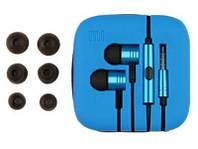 Гарнитура Xiaomi Piston 2 Синие