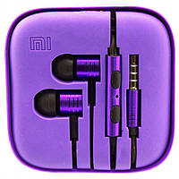 Гарнитура Xiaomi Piston 2 Фиолетовые