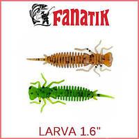 "Силикон Fanatik Larva 1.6"" (10шт)"