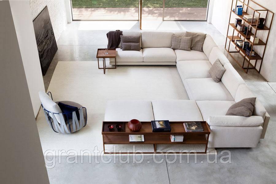 Итальянский модульный диван Host фабрики Swan Italia