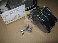 Колодки дискового тормоза (пр-во Jurid) 571357J