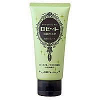 ROSETTE Cleansing Paste (Sea Mud) Пенка с морской грязью, шиповником и солодкой для жирной кожи, 120 г