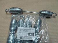 Пружина колодки тормозная 34,5х5,5х274 BPW (RIDER) RD 18.78.56