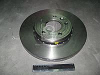 Диск тормозной NISSAN, OPEL, RENAULT, передний, вентилируемый(производитель TRW) DF4275S