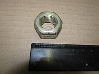 Гайка шпильки ступицы колеса пер. ЗИЛ, ГАЗ М18х1,5 H=15,5 мм (пр-во Украина) (оцинкован) 250563-П