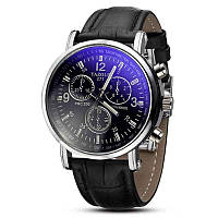 Наручные часы Yazole черные