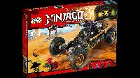 Lego 70589 Ninjago Земляной Внедорожник Коула (Земляний позашляховик Коула)