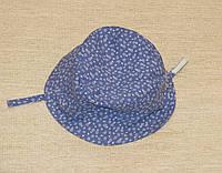 Панамка Mothercare девочке, голубого цвета
