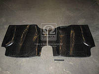 Коврики кабины ГАЗЕЛЬ (2 наименования)(резиновый)( комплект) (производитель Россия) 3302-5109000-10