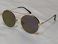 Солнцезащитные очки круглые с боковой защитой, Dior 751164