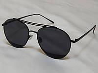 Солнцезащитные очки круглые Dior, реплика 751165