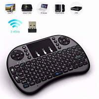 Беспроводная мини клавиатура Keyboard wireless+touch