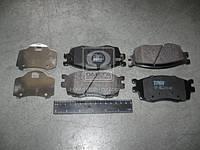 Колодка тормозная HYUNDAI ACCENT, KIA RIO II передний (производитель TRW) GDB3420