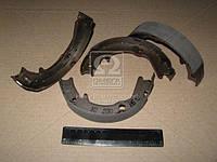Колодка тормозная баробанного MITSUBISHI GALANT, заднего (производитель TRW) GS8479