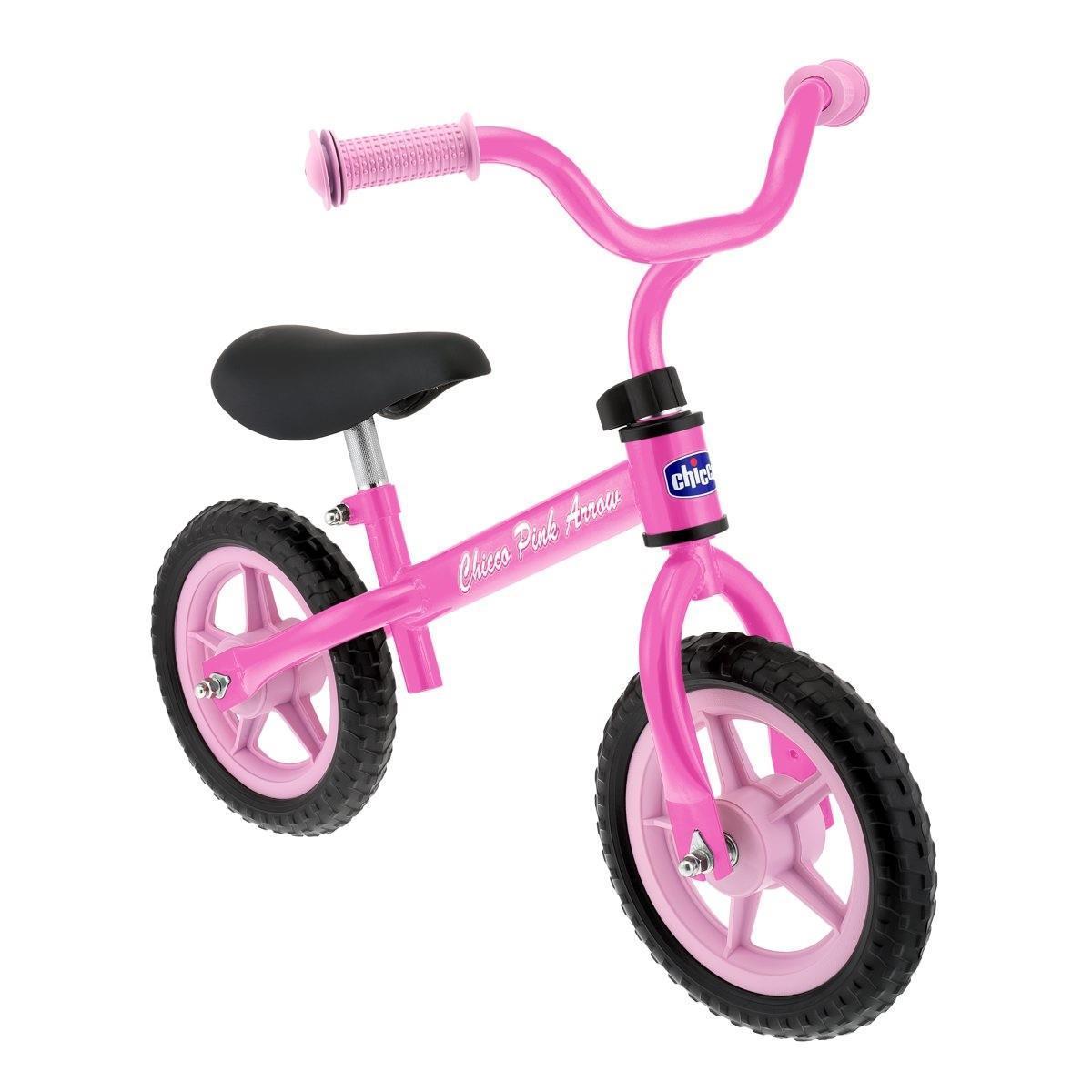 Детский Беговел Chicco Pink Balance Bike Chicco 017161