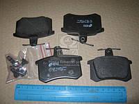 Колодка торм. AUDI 100 (44, 44Q, C3, 4A, C4) задн. (пр-во REMSA) 0135.20