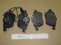 Колодка торм. AUDI 100 (44, 44Q, C3, 4A, C4) передн. (пр-во REMSA) 0390.02