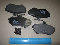 Колодка торм. VW CADDY II, GOLF IV передн. (пр-во REMSA) 0631.00