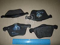 Колодка торм. VOLVO S60 S80 98-,V70 00-,XC70 -07 передн. (пр-во REMSA) 1070.00