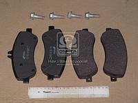 Колодка торм. MB GLK-CLASS(X204) 220-350 08- передн. (пр-во REMSA) 1377.00