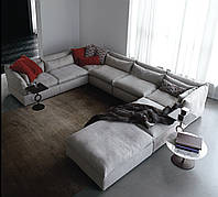 Итальянский модульный диван COMPOS 7 фабрики Swan Italia