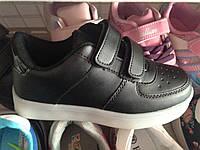 Светящиеся LED кроссовки детские