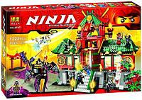 Конструктор Ninja Битва за Ниндзя-Сити 9797 BELA
