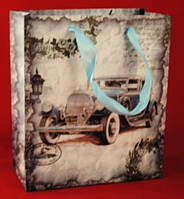 Подарочные пакеты оптом 1073-2 (667-02) - 12 шт. в упаковке