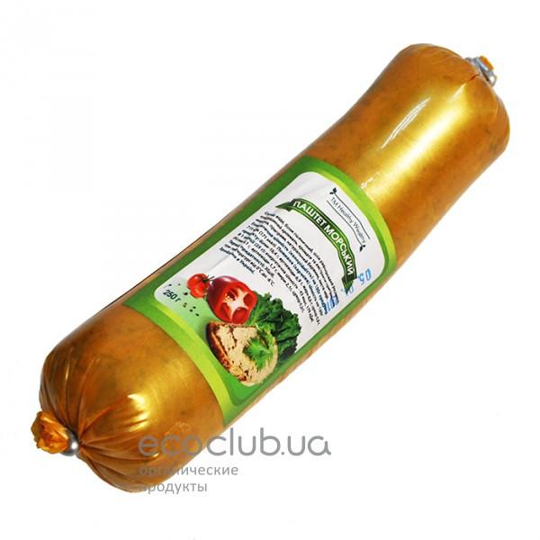 Паштет Морской пшеничный ТМ Healthy Wealthy 250г