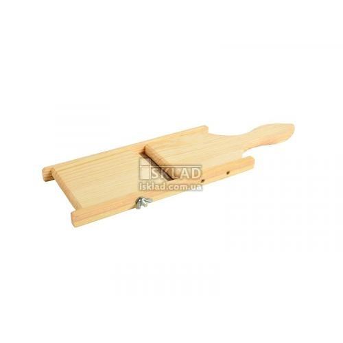 Шинковка для капусты малая деревянная 17122