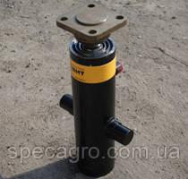 Гідроциліндр підйому кузова КАМАЗ колгоспник (55102-8603010-01) 3-х штоковый