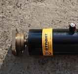 Гидроцилиндр подъема прицепа КАМАЗ (8560-8603010) 3-х штоковый, фото 2