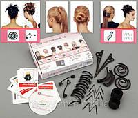 Набор профессиональных заколок Hairagami (Хеагами) – изящная укладка волос на каждый день!
