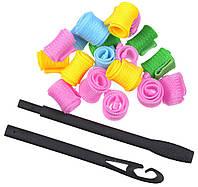 Бигуди Magic Roller круглые, 2 цвета (18 штук)